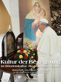 Kultur der Begegnung: Papst Franziskus