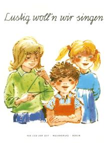 Lustig woll'n wir singen: Songbook