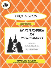 In Petersburg ist Pferdemarkt