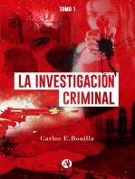 La investigación criminal