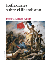 Reflexiones sobre el liberalismo