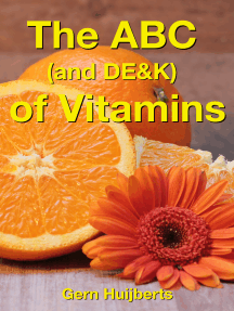 The ABC (and DE&K) of Vitamins