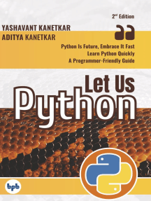Let Us Python (Second Edition): Let us Python, #2