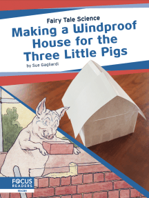 Making a Windproof House for the Three Little Pigs