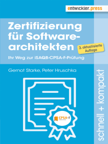 Zertifizierung für Softwarearchitekten: Ihr Weg zur iSAQB-CPSA-F-Prüfung