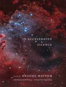 In Accelerated Silence: Poems