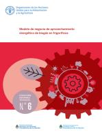 Modelo de negocio de aprovechamiento energético de biogás en frigoríficos