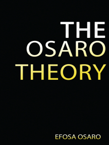 The Osaro Theory: Emotional Reservoir