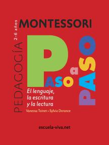 El lenguaje. Montessori Paso a Paso