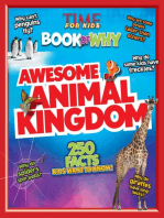 Awesome Animal Kingdom (TIME For Kids Book of WHY)