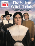 TIME/LIFE The Salem Witch Trials