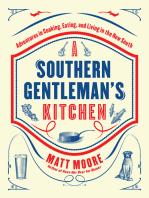 Southern Living A Southern Gentleman's Kitchen