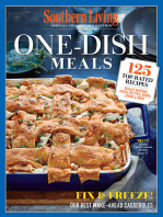 SOUTHERN LIVING One Dish Meals