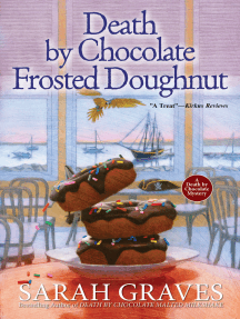 Death by Chocolate Frosted Doughnut