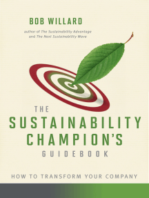 Sustainability Champion's Guidebook: How to Transform Your Company