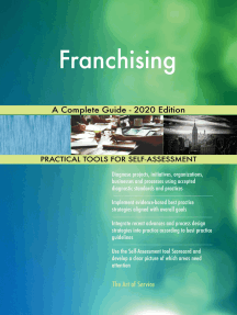 Franchising A Complete Guide - 2020 Edition