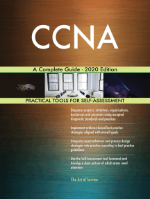 CCNA A Complete Guide - 2020 Edition