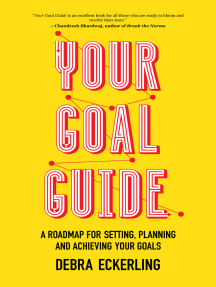 Your Goal Guide: A Roadmap for Setting, Planning and Achieving Your Goals (Goal Defining, Productivity, Work from Home)