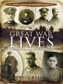 Great War Lives: A Guide for Family Historians