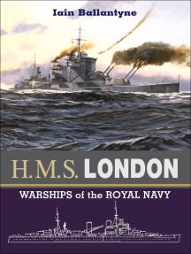HMS London: Warships of the Royal Navy
