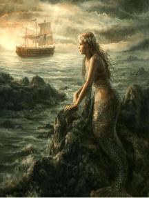 The Sea Monster's Mermaid