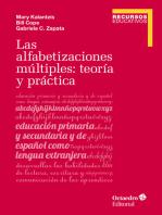 Las alfabetizaciones múltiples: teoría y práctica