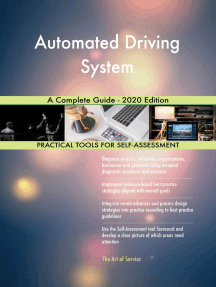 Automated Driving System A Complete Guide - 2020 Edition