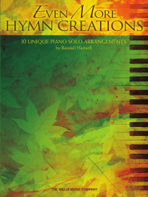 Even More Hymn Creations: 10 Unique Piano Solo Arrangements