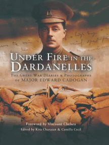 Under Fire in the Dardanelles