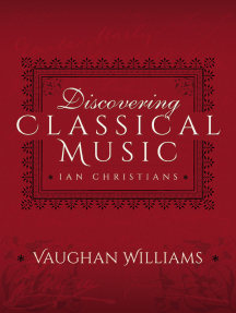Discovering Classical Music: Vaughan Williams