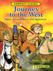 Journey to the West: Vision, Perseverance and Teamwork: Compact Classic