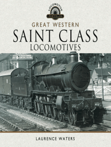 Great Western: Saint Class Locomotives