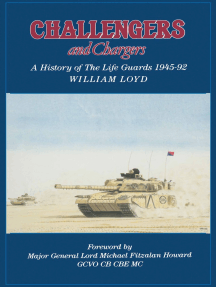 Challengers and Chargers: A History of the Life Guards, 1945–92