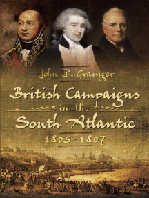 British Campaigns in the South Atlantic, 1805–1807