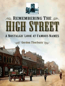 Remembering the High Street: A Nostalgic Look at Famous Names