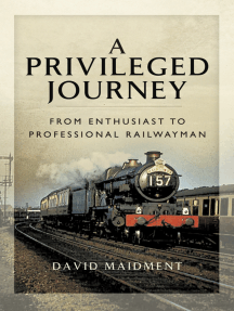 A Privileged Journey: From Enthusiast to Professional Railwayman