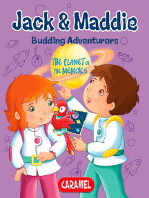 The Planet of the Memoks: Jack & Maddie [Picture book for children]