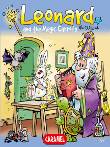 Leonard and the Magical Carrot: A Magical Story for Children