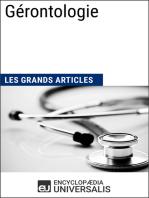 Gérontologie: Les Grands Articles d'Universalis