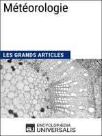 Météorologie: Les Grands Articles d'Universalis