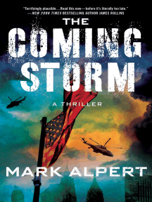 The Coming Storm: A Thriller