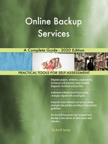 Online Backup Services A Complete Guide - 2020 Edition