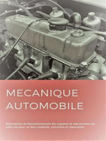 Mécanique Automobile: Automobile, #1