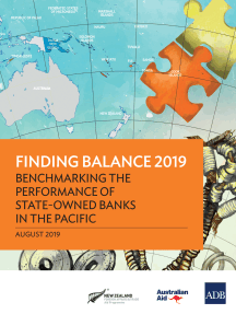 Finding Balance 2019: Benchmarking the Performance of State-Owned Banks in the Pacific