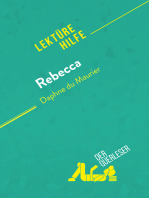 Rebecca von Daphne du Maurier (Lektürehilfe)