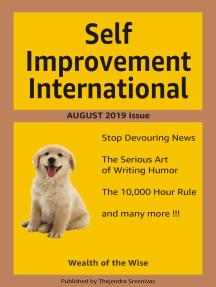Self Improvement International: August 2019