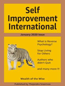 Self Improvement International: January 2020