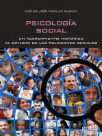 Psicología social: Un acercamiento histórico al estudio de las relaciones sociales