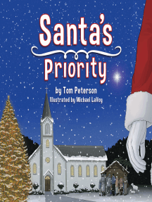 Santa's Priority: Keeping Christ in Christmas
