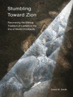 Stumbling toward Zion